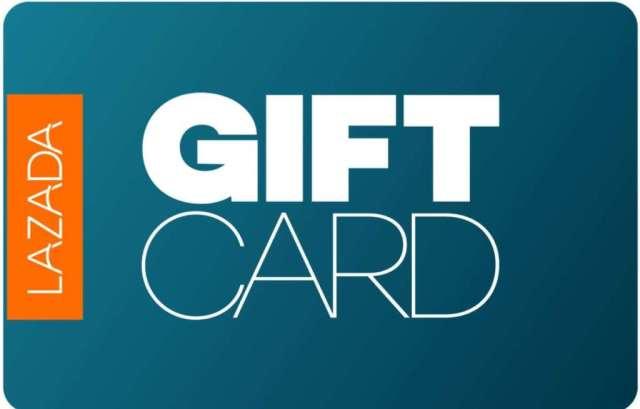lazada gift card rm100