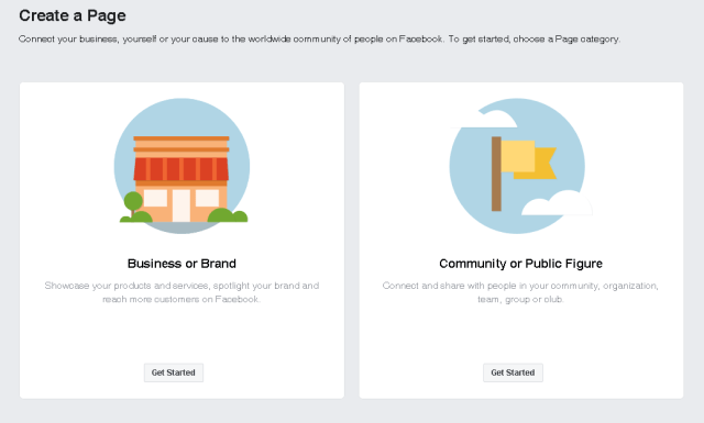 pilihan jenis page