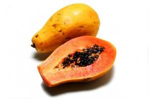 buah betik