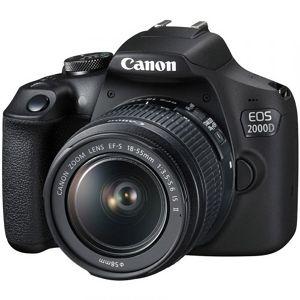 dslr murah Canon EOS 2000D