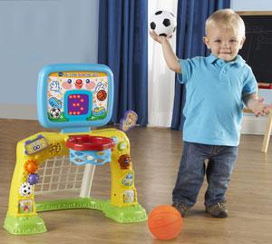 alat permainan jenis sukan untuk kanak-kanak
