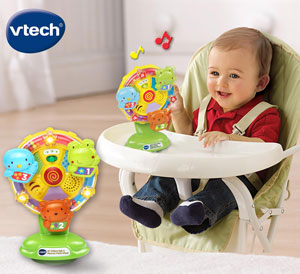 Baby-Hair-Chair-Toys-Spinning-Ferris-Wheel