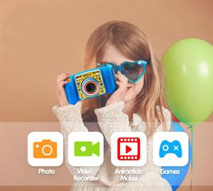 kamera separa permainan untuk budak