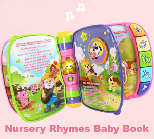 Musical-Rhyme-Book-(Pink)