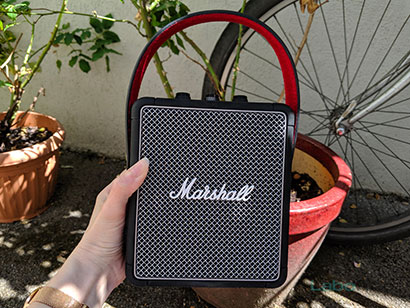 Marshall Bluetooth Speaker