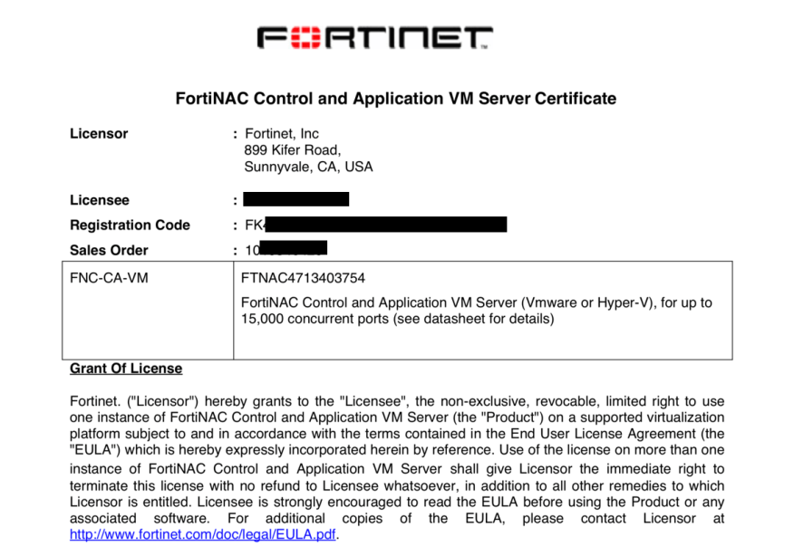 Basic Deployment of FortiNAC - Part 1 - InfoSecMonkey - Blog Site