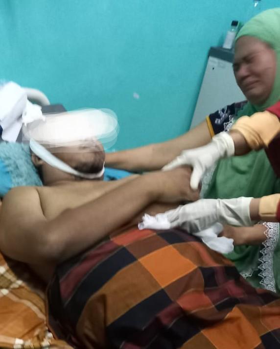 Wartawan Asal Pinrang Meninggal, Ketua Sulawesi OTO X RMS Berduka