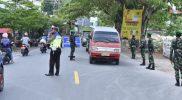 Langgar Prokes, 81 Pengendara Terjaring Operasi Yustisi