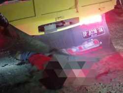 Lakalantas di Jalan Poros Soppeng Telan Korban Pengendara Motor