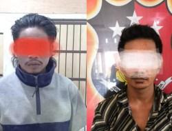 Kendaraannya Terjebak Dilumpur, Dua Pelaku Pencuri Bata Merah Ditangkap