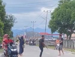 Aksi Koboi Dua Lelaki di Rappang Viral di Medsos, Polisi Diminta Segera Usut