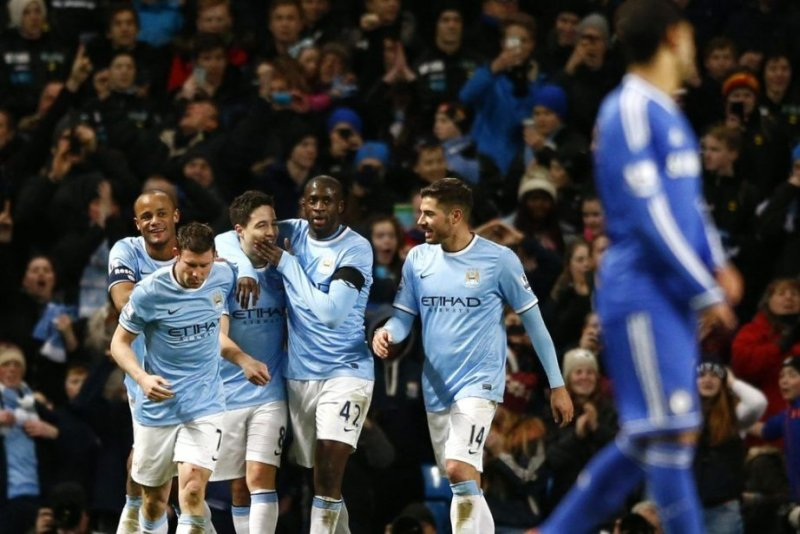 Coupe d'Angleterre: City prend sa revanche sur Chelsea