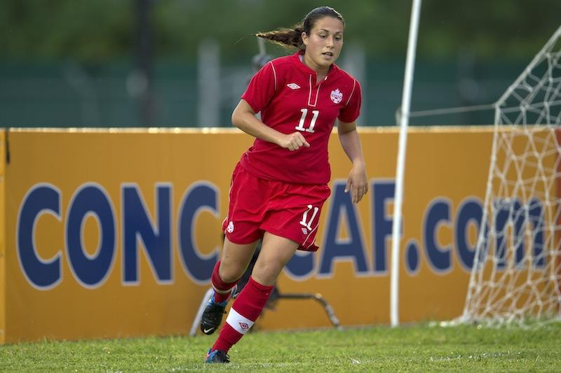 Neuf qu b coises participeront la coupe du monde u17 f minine de la fifa costa rica 2014 - Coupe du monde feminine 2014 ...