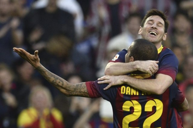 Le FC Barcelone s'amuse contre Osasuna