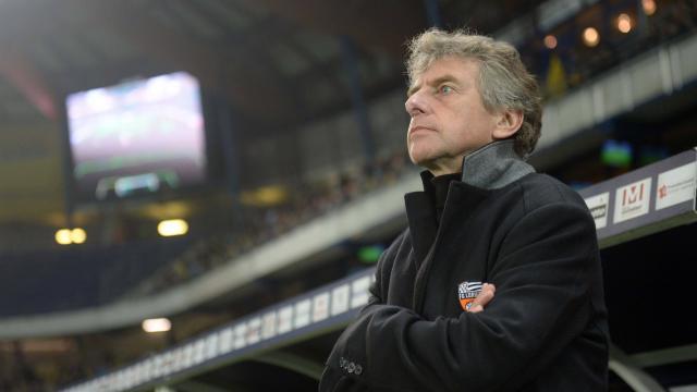Christian Gourcuff quitte Lorient pour l'Algérie