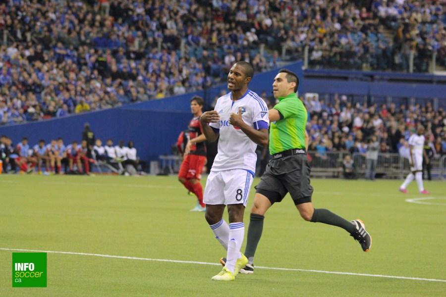 Revivez en images la victoire de l'Impact de Montréal contre Alajuelense.