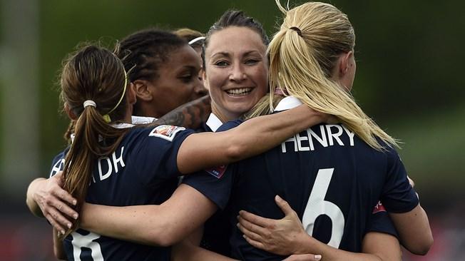 CDM Féminine 2015: l'Équipe de France face à son destin.