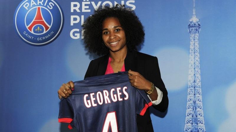 Laura Georges prolonge jusqu'en 2016