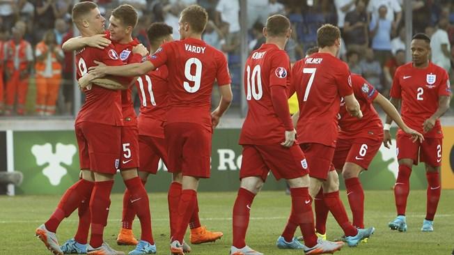 EURO 2016: L'Angleterre qualifiée avec un record à la clé