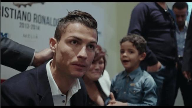 Bande annonce du nouveau documentaire de CR7: Ronaldo