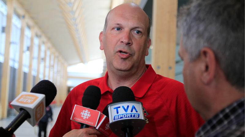 Helder Duarte entraîneur de l'année au Canada