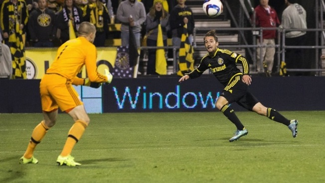 L'Impact s'incline 3-1 en prolongation face au Columbus Crew SC