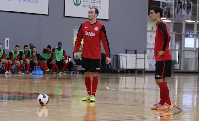 MATCH: Sparte FC v Toronto United Futsal