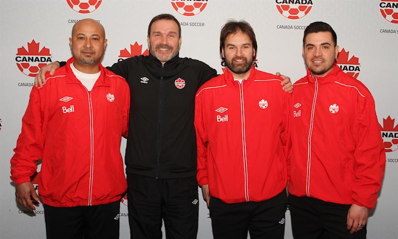 Canada Soccer présente sa sélection pour les qualifications de futsal de la CONCACAF