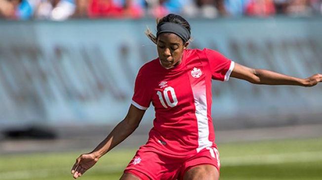 Le Canada s'incline 1-0 face à la France lors du dernier match des préparatifs pour Rio