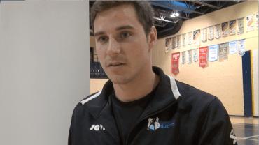 Vincent Cournoyer nommé entraîneur-chef de l'équipe féminine des élans de Garneau