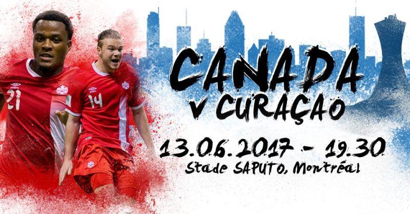 L'Équipe nationale masculine de Canada Soccer jouera à Montréal en juin