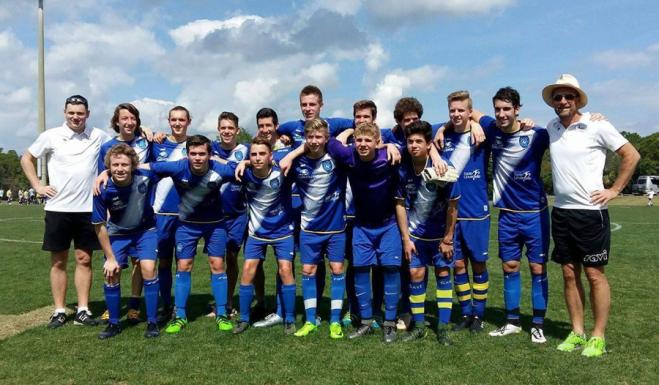 Des athlètes de sport-études soccer se démarquent dans un tournoi Showcase en Floride !