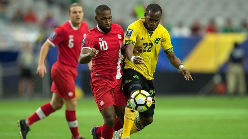 Le parcours du Canada à la Gold Cup se termine avec une défaite 1:2 face à la Jamaïque