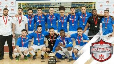 Sporting Outlaws au sein du Groupe B au Championnat des clubs de futsal de la CONCACAF 2017