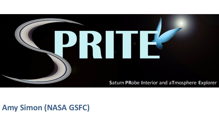 PDF. Sprite. Saturn Probe Interior and Atmosphere