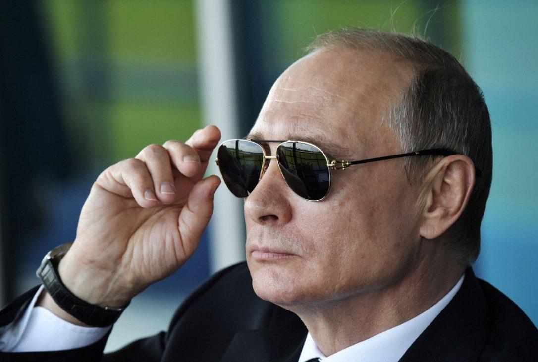 Vladimir Putin - Infostarr