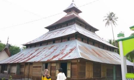 Masjid Kurang Aso Anam Puluah