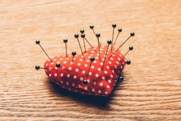 heartbroken on valentines
