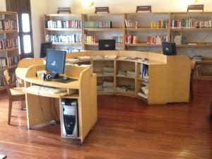 Biblioteca de la Alianza Francesa, equipos y colección