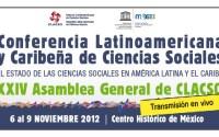 CLACSO Asamblea 2012