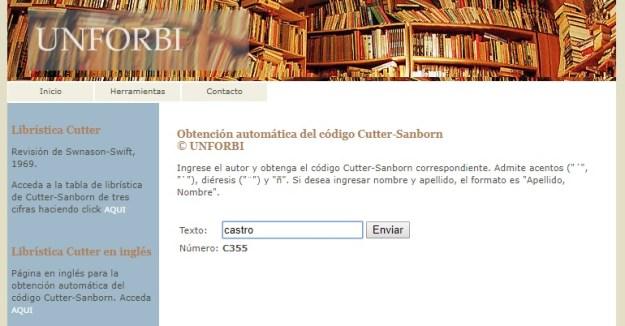 Cutter-Sanborn