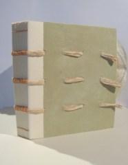 """Albertina Tafolla """"Nuestra Piel"""" Libro de Artista (2009)"""