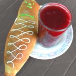 La colada morada y las guaguas de pan