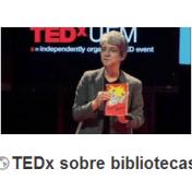 Charlas TEDx bibliotecas