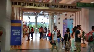 Biblioteca Urbana de Medellín en el Foro Urbano Mundial - WUF7