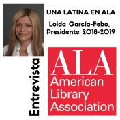 Loida García-Febo, presidente electa ALA