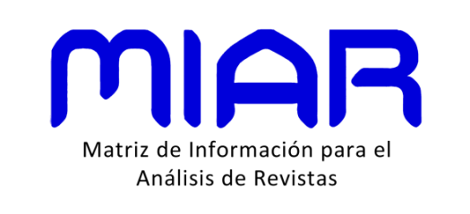 Matriz de Información para el Análisis de Revistas