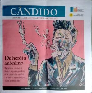 Cândido, Jornal da Biblioteca Pública Do Paraná (tapa)