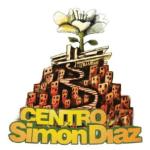 """Centro """"Simón Díaz"""", logo"""