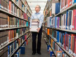 Ser bibliotecario se ubica en el puesto 9 del TopTen de los oficios con menos estrés.